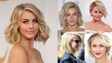 Short Bob Haircut 2018 - Julianne Hough's Short Bob Haircuts for 2018