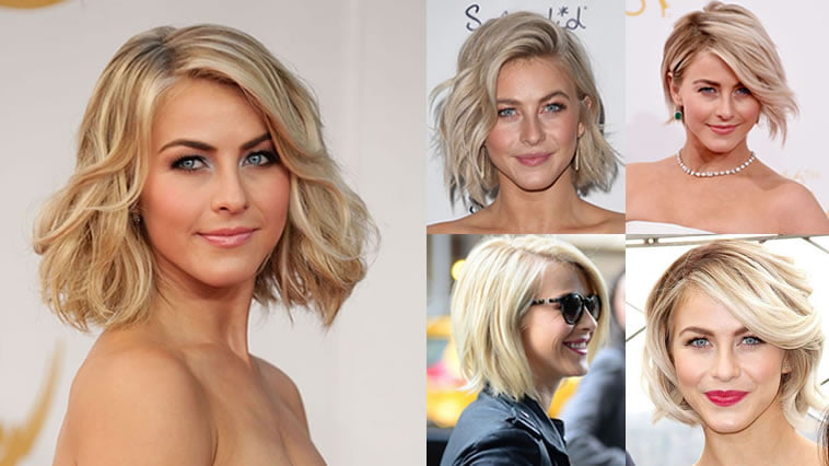 Short Bob Haircuts 2018 – Julianne Hough\'s Short Bob Haircuts for ...