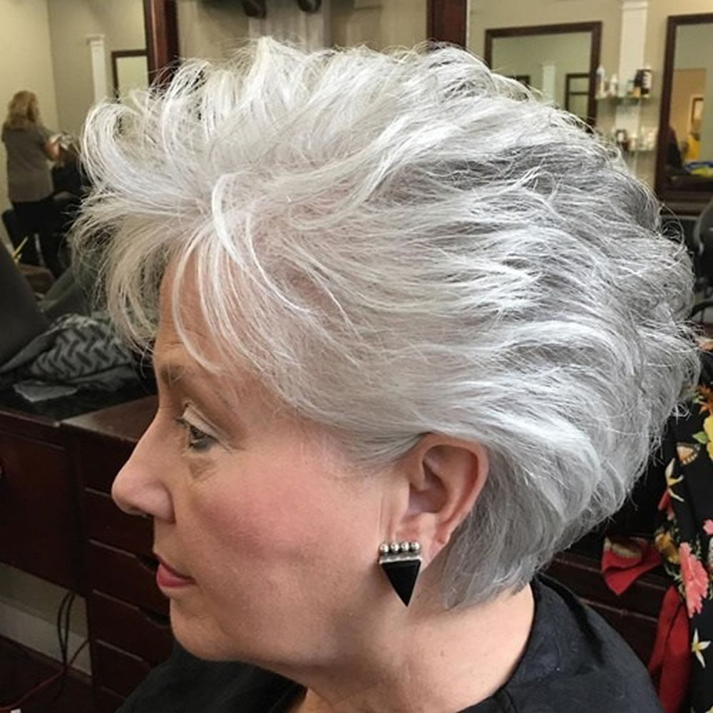 All does mature women hair style ideas for that