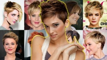Short Ombre Pixie Hair for 2018 & Short Hair Colors - Pixie Hairstyles