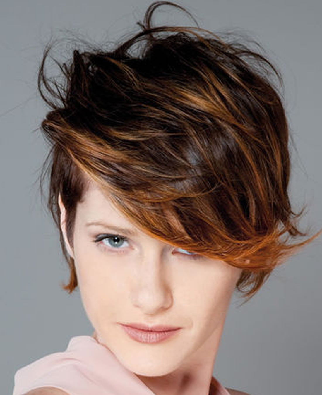 Причёски для женщин фото 2018