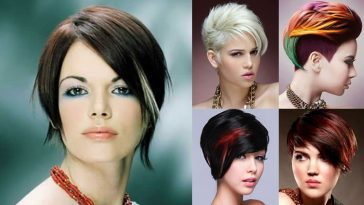 What Kind of Short Hair Color Should I Choose for Spring & Summer 2018s