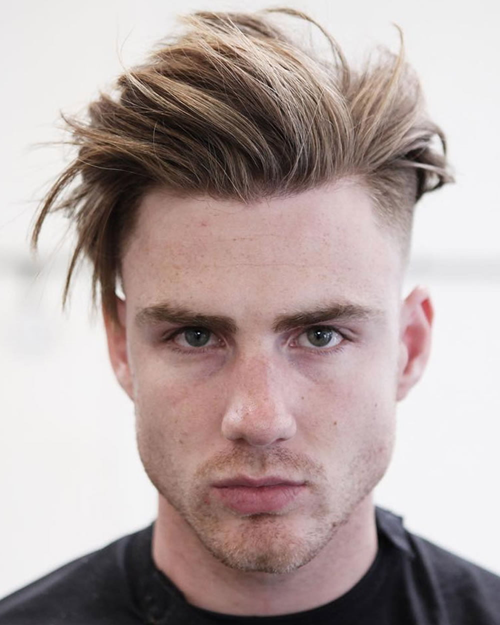 The Best 2018 Haircuts for Men & Hair Color Ideas – Page 3 ...
