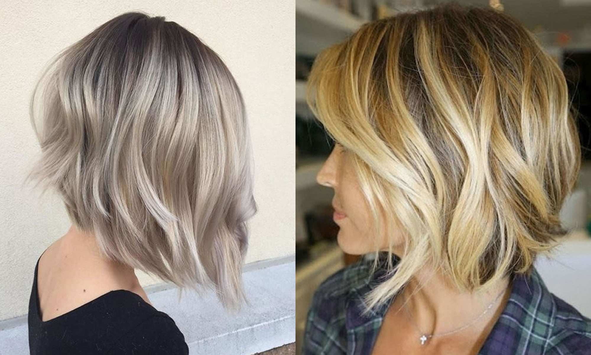 Balayage Bob Hairstyles & Hair Colors for 2018-2019 – Page ...