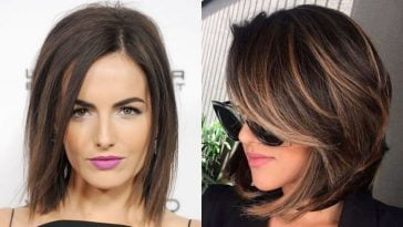 Balayage Bob Hairstyles & Hair Colors for 2018-2019