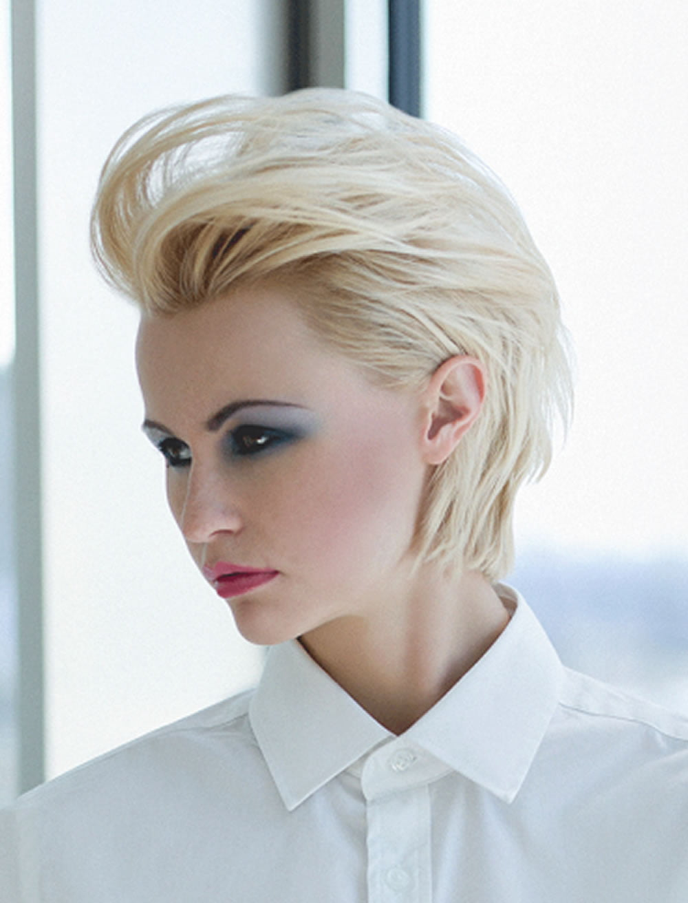 Easy Hairstyles For Short Hair 2018 2019 Pixie Hair Cuts Page 4