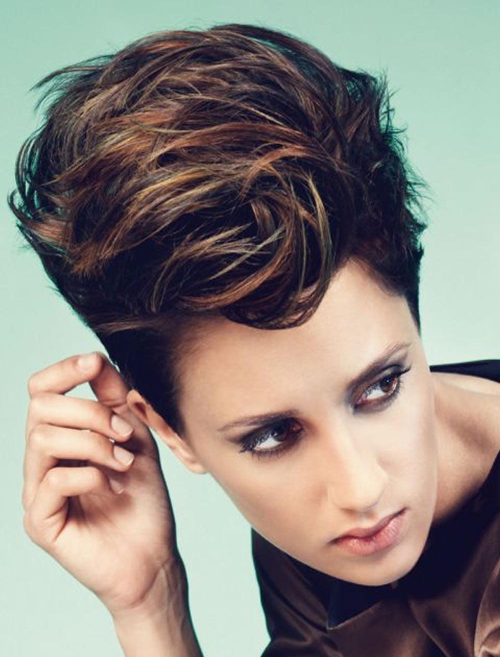 Easy Hairstyles Short Hair Pixie Cuts