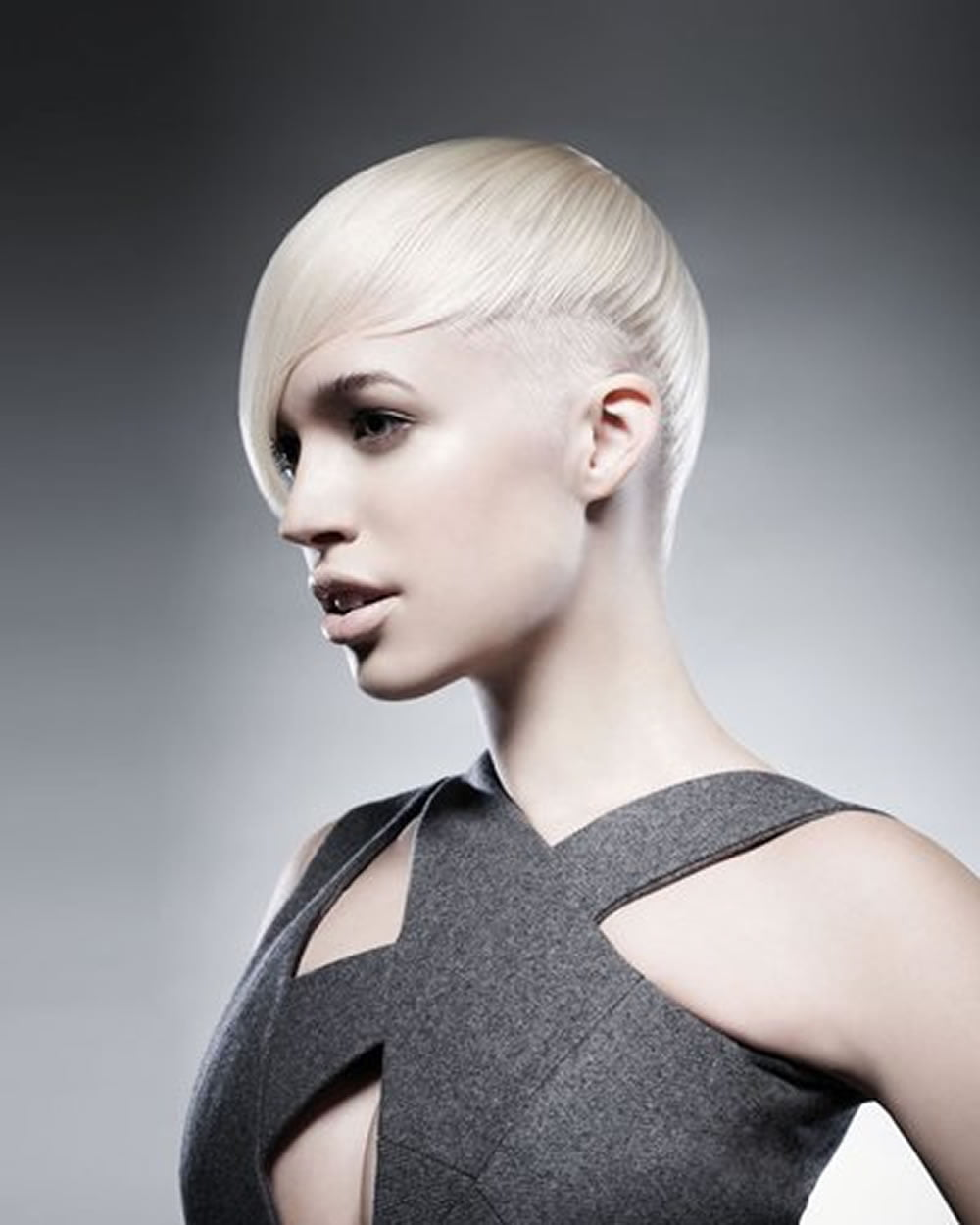 Women Easy Everyday Hairstyles For Long Hair 2019: Easy Short Hairstyles And Pixie Hair Cut Images For Women