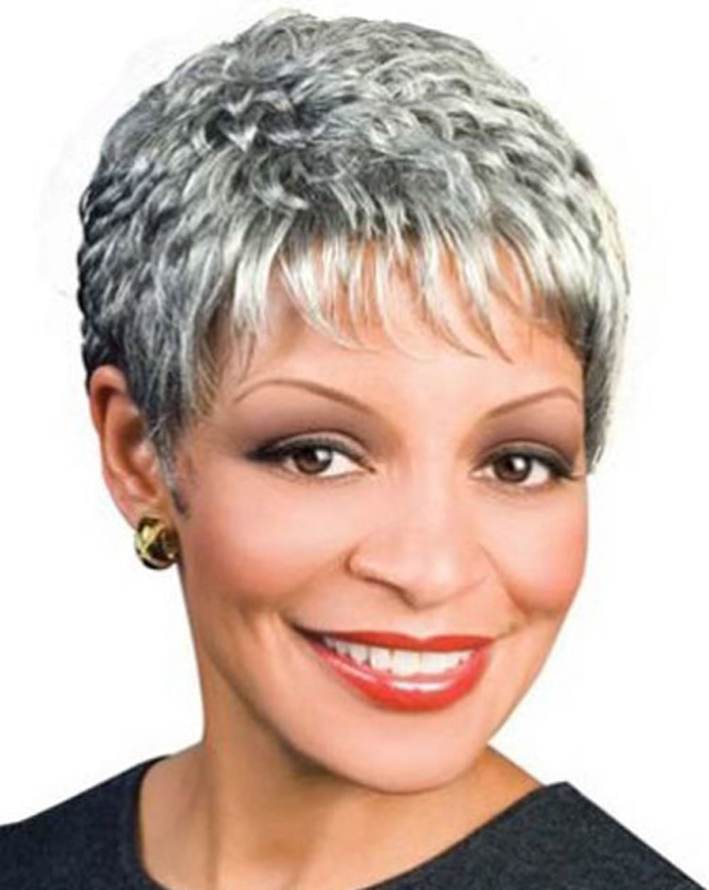 30 Easy Short Hairstyles for Older Women - You Should Try! - Page 3 - HAIRSTYLES