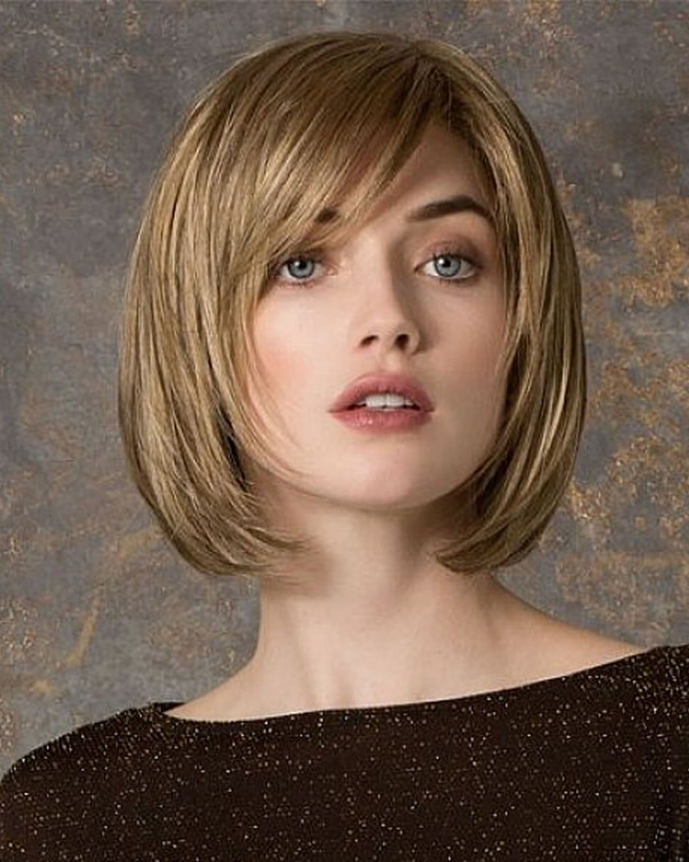 30 Best Short Bob Haircuts with Bangs and Layered Bob Hairstyles ...