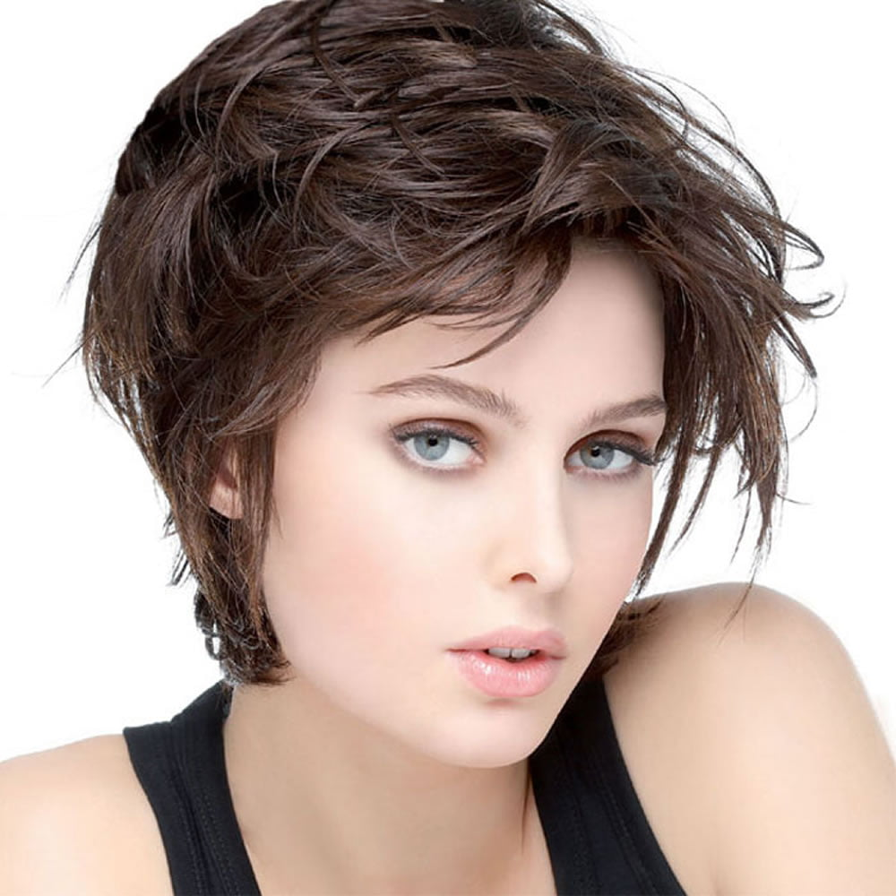 Current Hairstyles 2019: Latest Short Haircuts For Women: Curly, Wavy, Straight