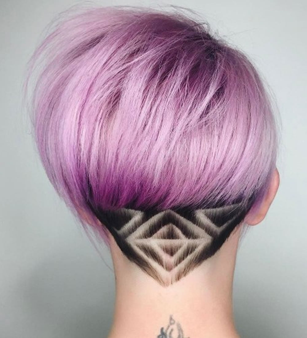 40 New Undercut Hairstyles For Women - Long, Medium or