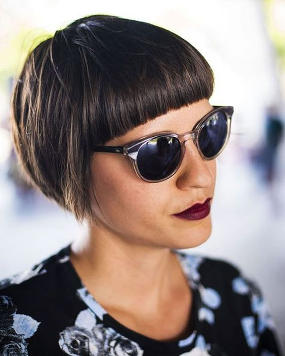 Current Hairstyles 2019: Easy Short Hairstyles For Fine Hair