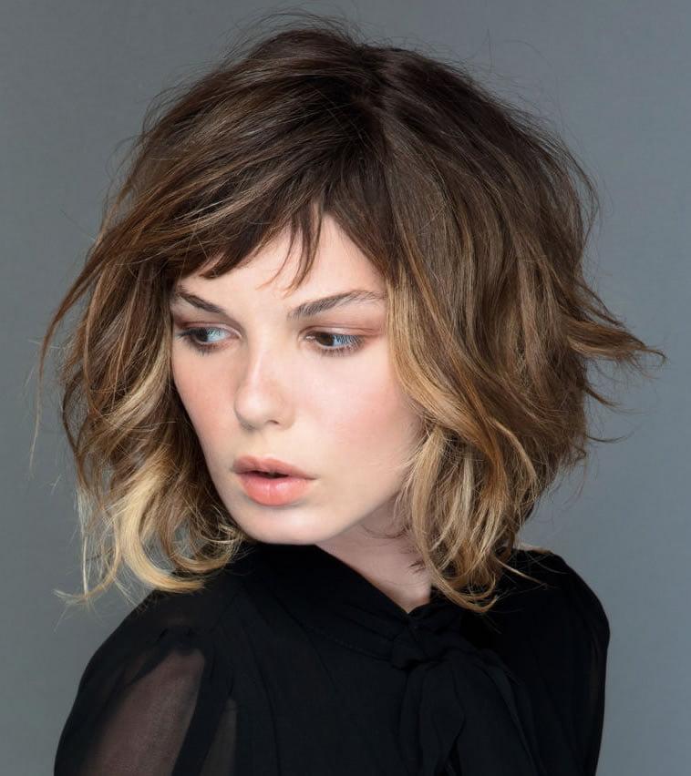 New Short Hair Color 2019 Trendopt Com