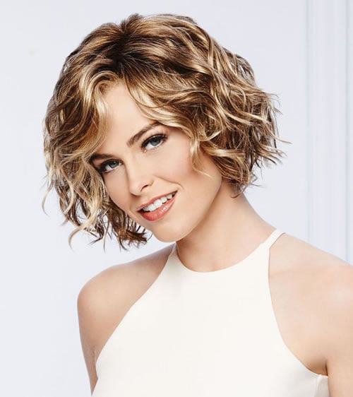 Short Layered Curly Hairstyles 2018 Short Curly Hair