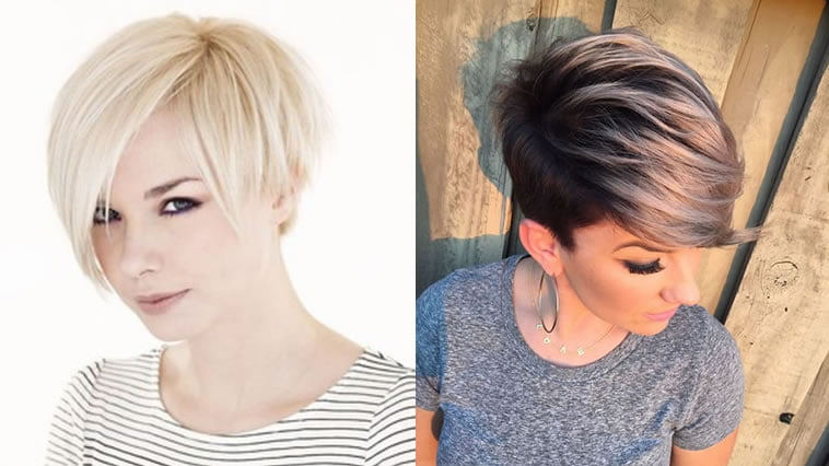 Layered Haircuts For Short Hair 2018