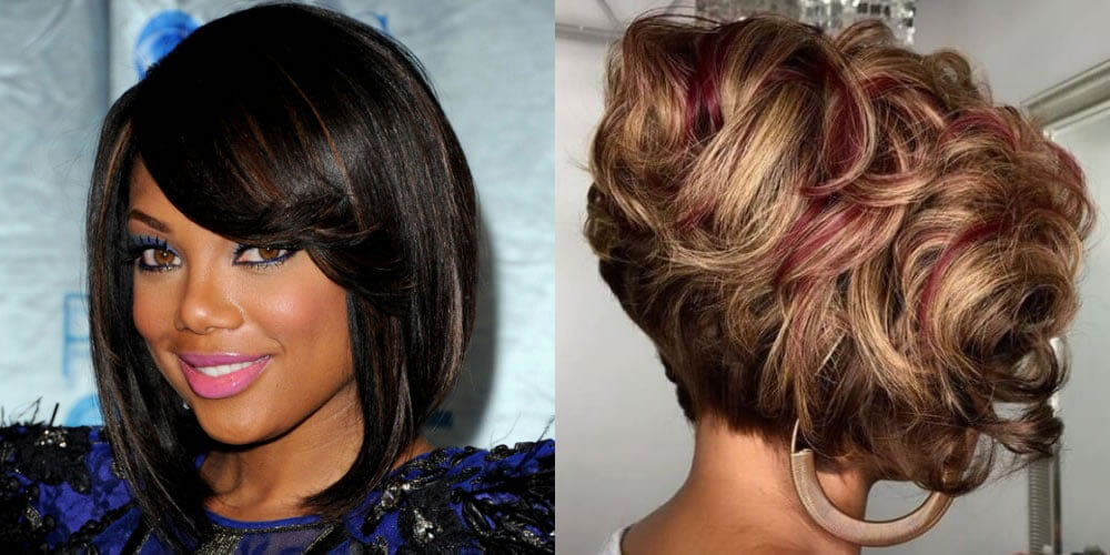 30 Best Bob And Pixie Hairstyles For Black Women In 2019 Short And