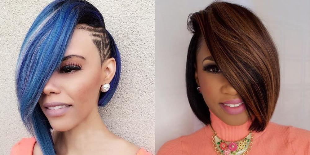 Short Bob Haircuts For Black Women 2018 2019 Bob Hairstyles Page