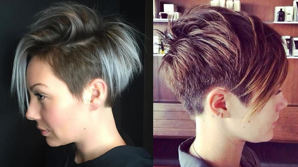 Undercut Pixie Hairstyles To Reflect Your Character 2018 Short