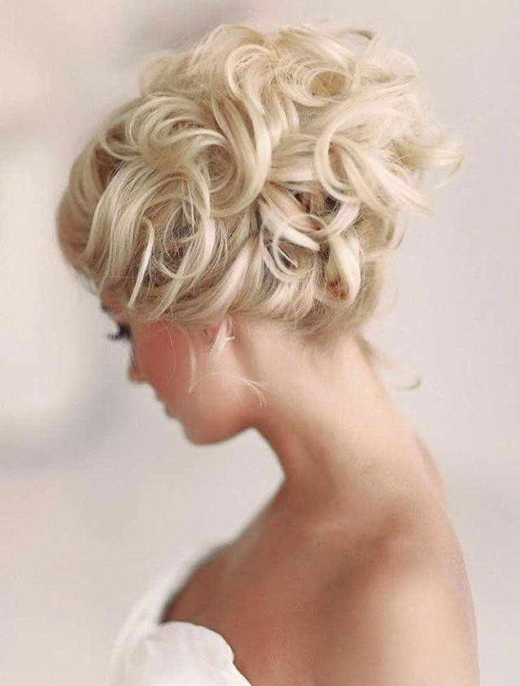2018 wedding updo hairstyles for brides hair colors for long hair page 8 hairstyles. Black Bedroom Furniture Sets. Home Design Ideas