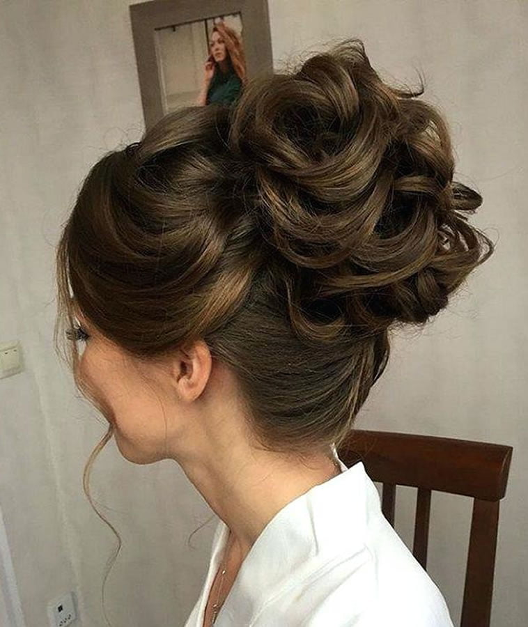 2018 wedding updo hairstyles for brides hair colors for long hair 2018 wedding updo hairstyles for brides junglespirit Choice Image