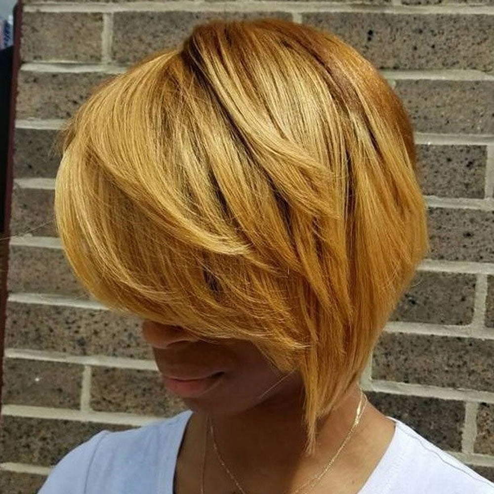 bob haircut and hairstyle for black women