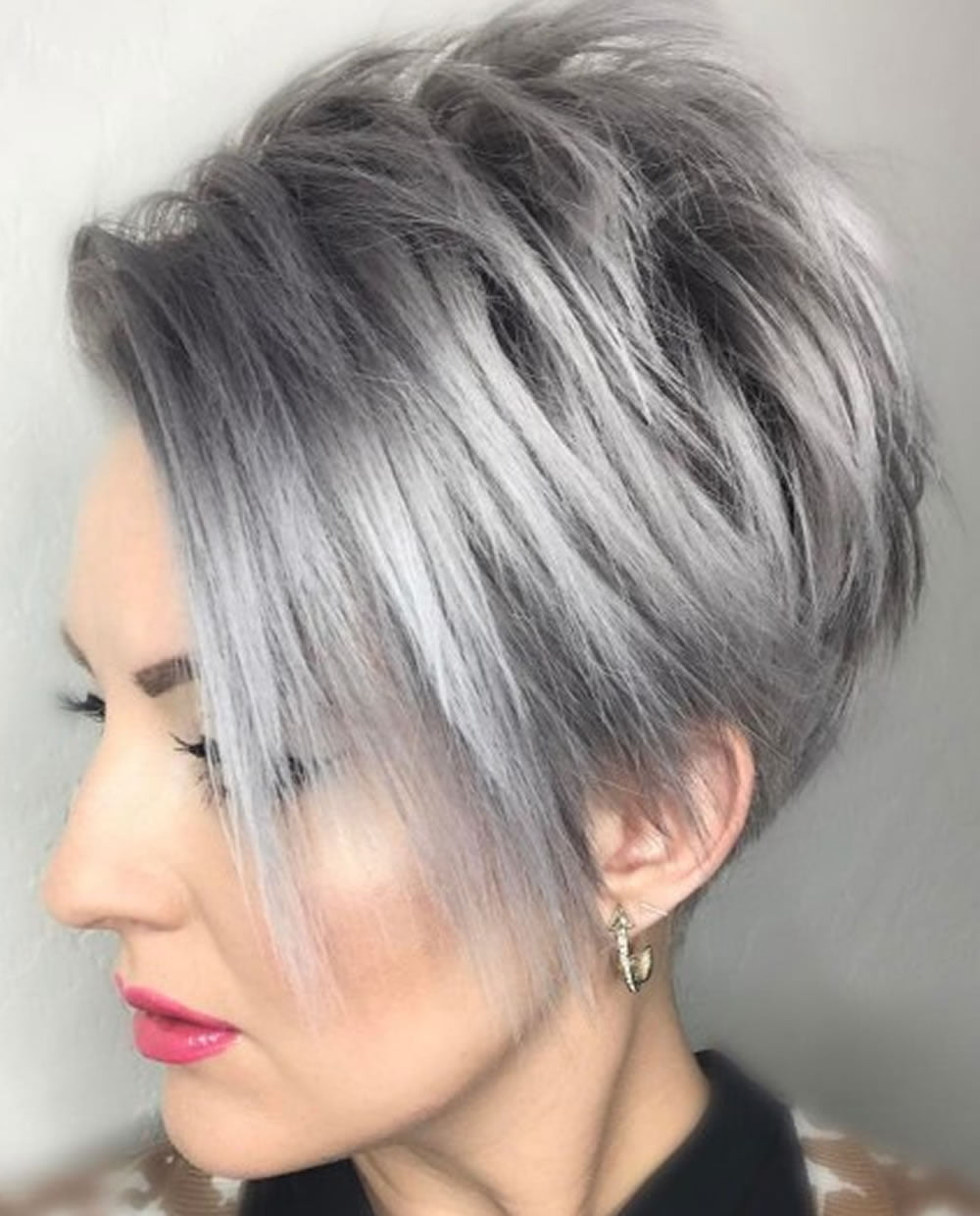 How To Color Gray Hair At Home Youtube