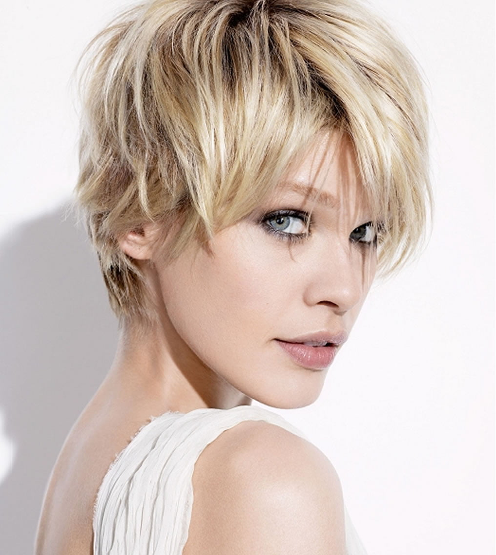 2019 Short Hairstyles Amp Haircuts For Thin Hair Hair