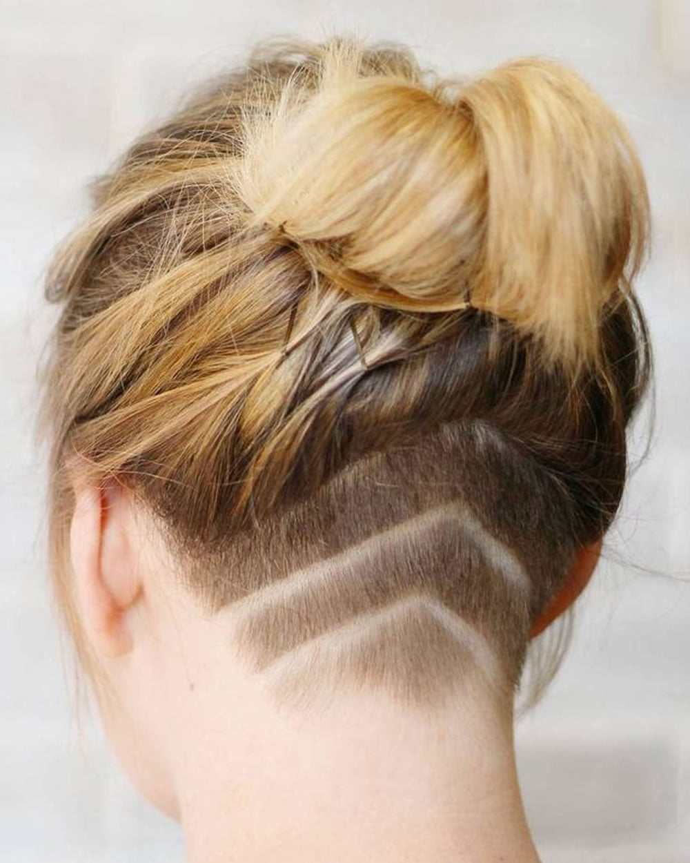 Nape Shaving Bob Haircuts