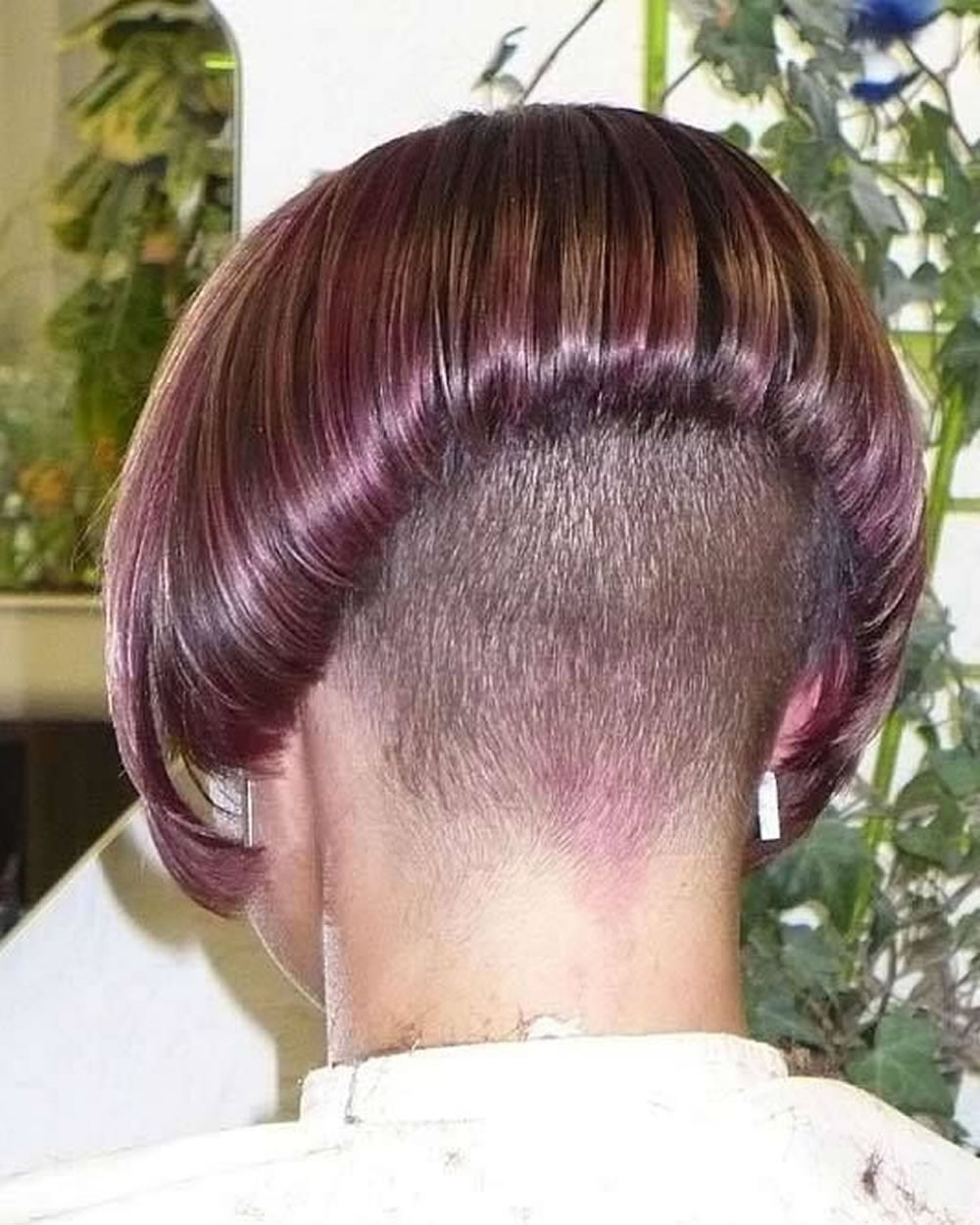 Remarkable, rather cut hair shaved woman magnificent idea