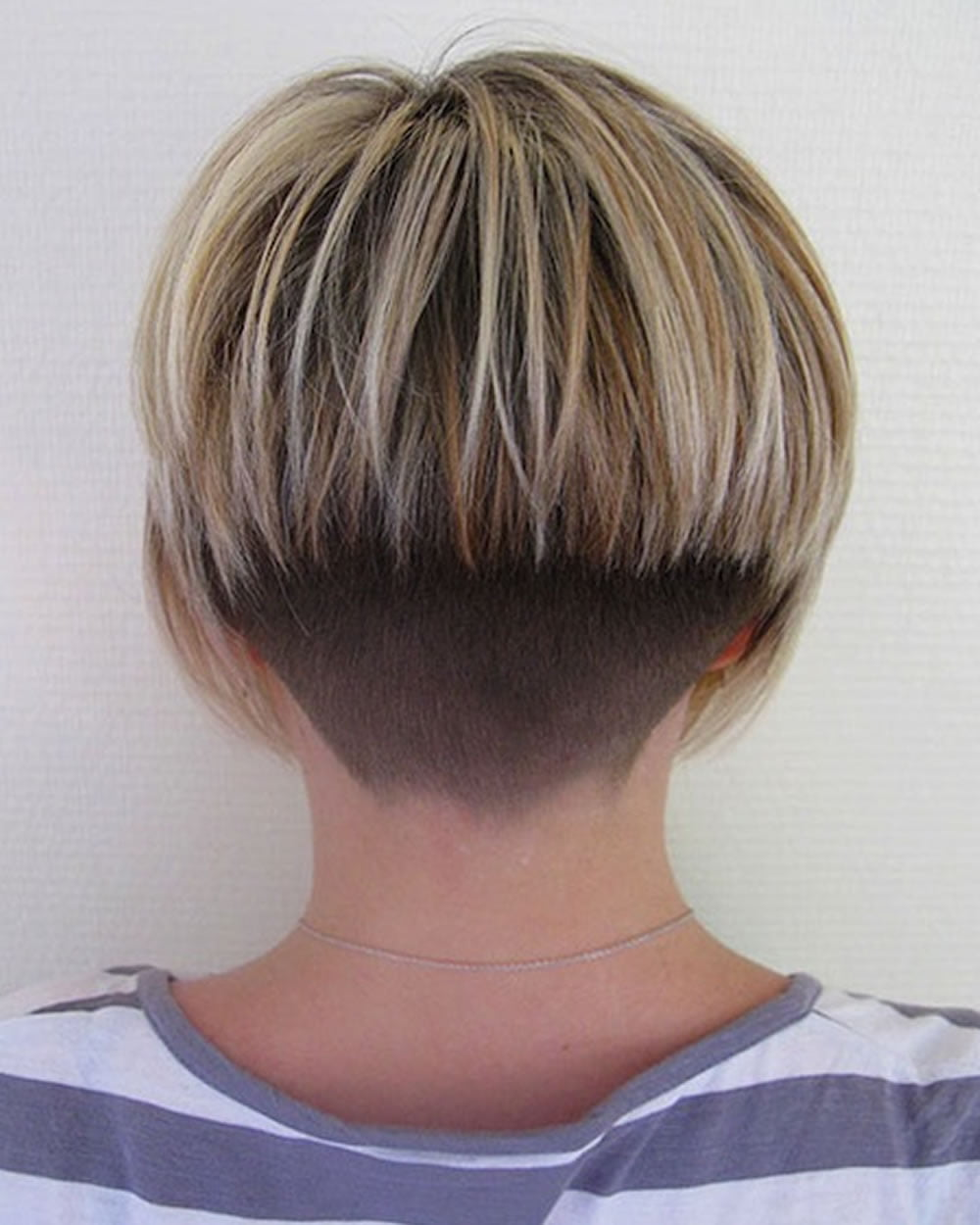 Extreme Nape Shaving Bob Haircuts Amp Hairstyles For Women