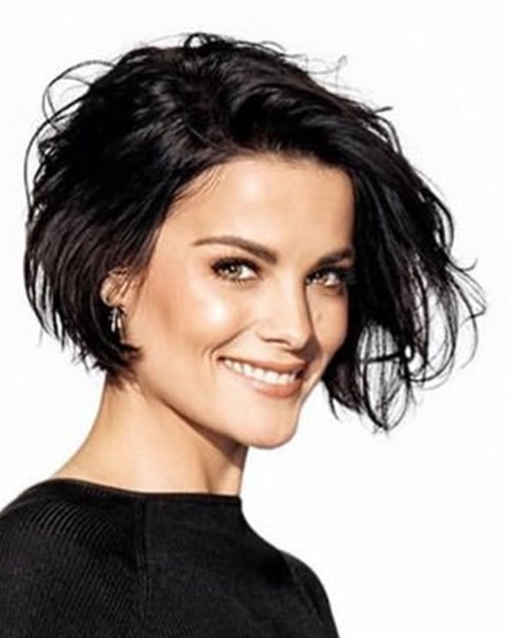 Short Hairstyles From Celebrities Jaimie Alexander Hairstyles