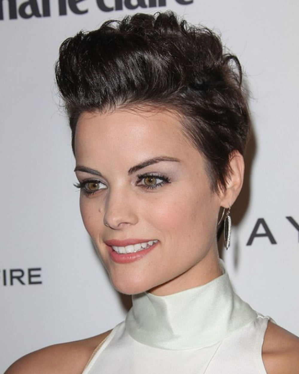 60 Best Short Haircuts Of Famous Women