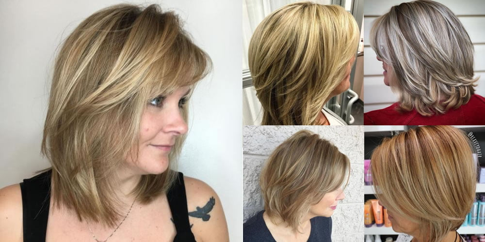Latest short blonde hair ideas for women