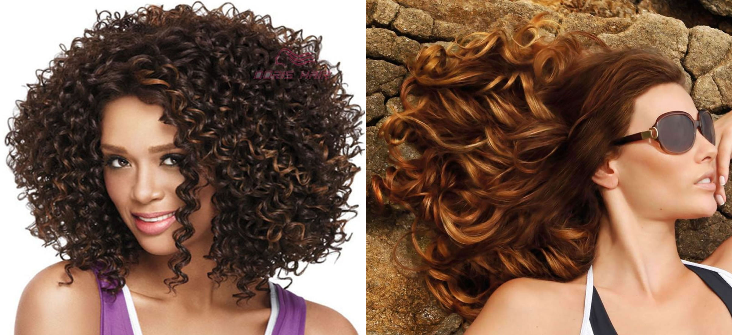 Medium hairstyles 2019 – Latest curly & wavy haircuts for ... - photo #1