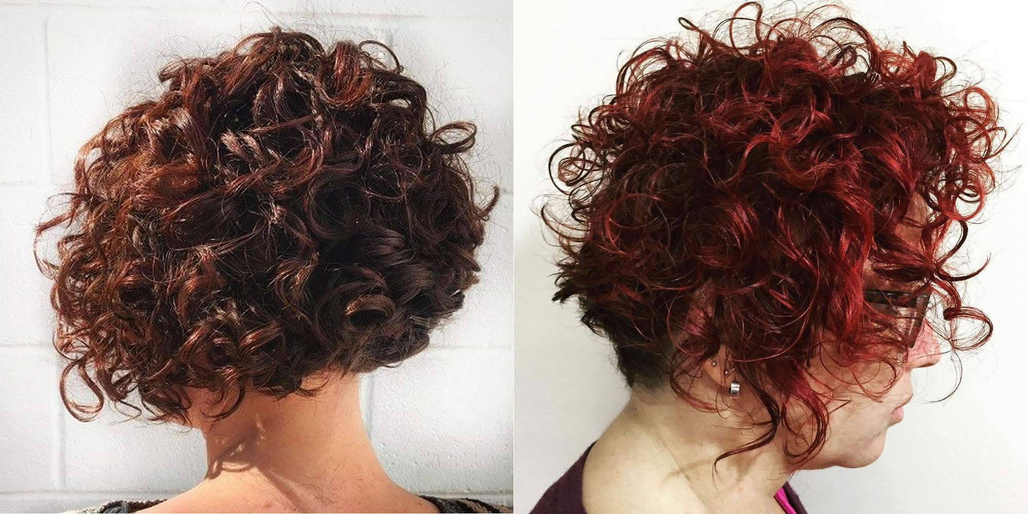 Medium hairstyles 2019 – Latest curly & wavy haircuts for ... - photo #15