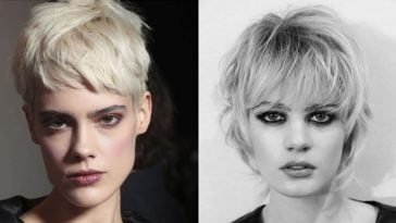Easy Short Haircut Models