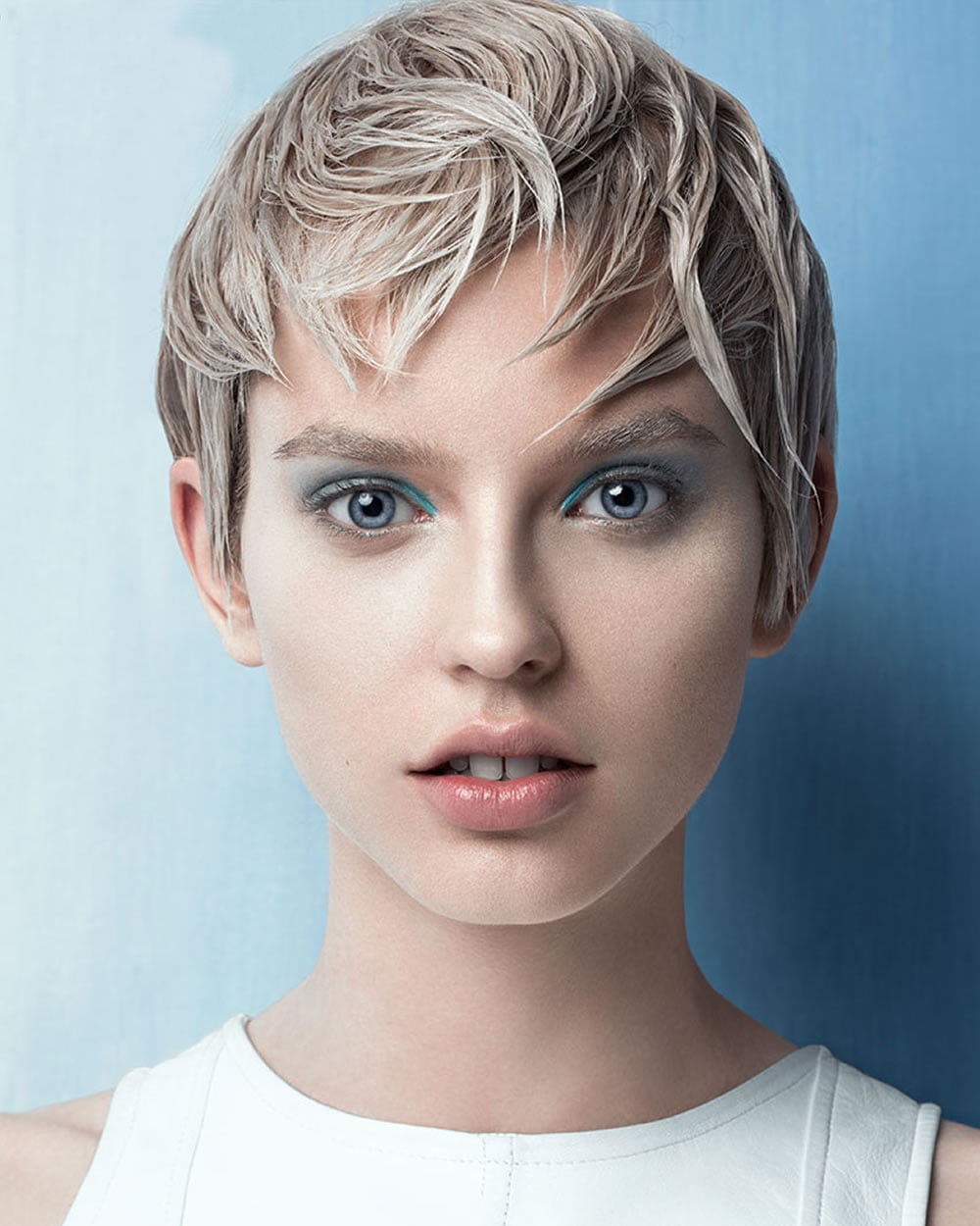 2018 Spring Short Haircut Summer 2019 Pixie Hairstyle for ...