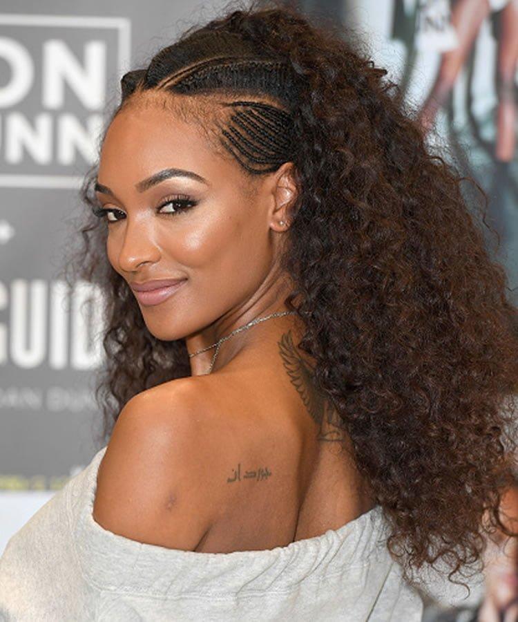 best curly hair 2019