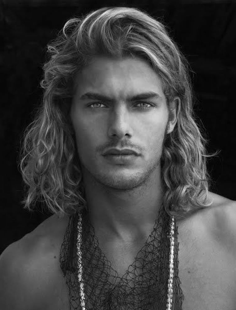 Long Hairstyles For Men  How To Style Long Hair For