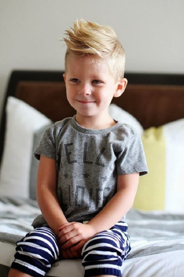 Short Little Boys Hairstyle 9 Hairstyles