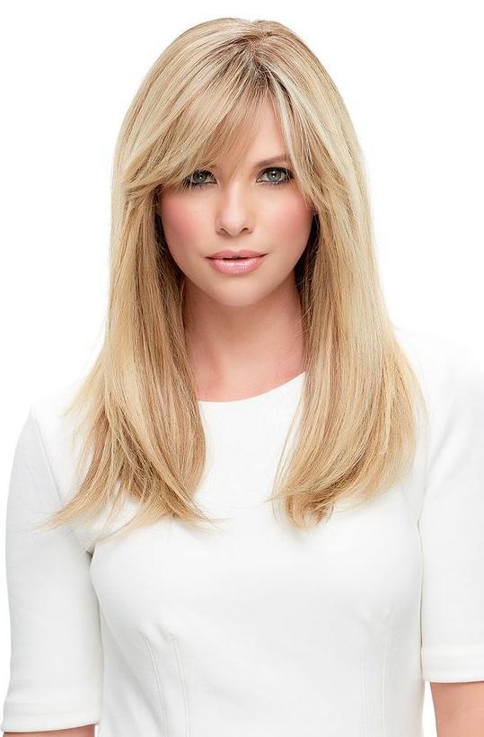 Bangs Hairstyles 2016-2017 - Blonde hair