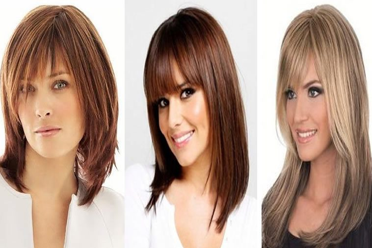 Best Bangs Hairstyles 2016-2017