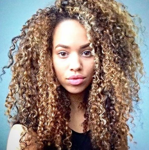 Curly Hairstyles for women 5