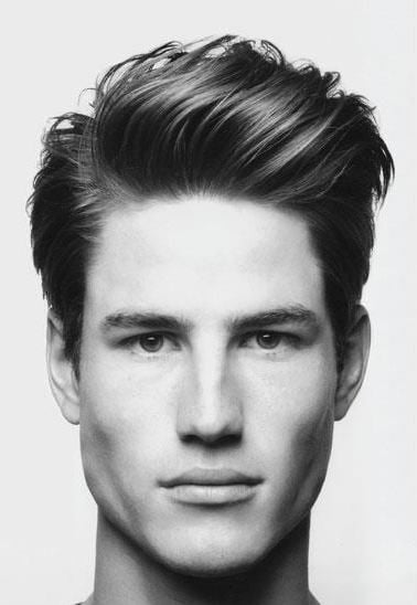 Groom hairstyles for straight black hair