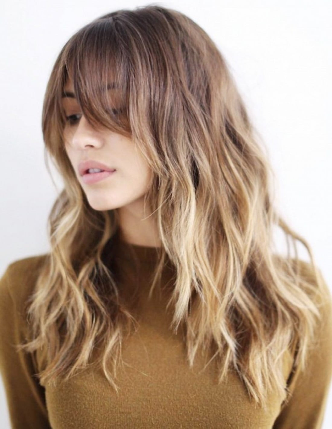 Blonde Long WavyHairstyles Fall - Winter 2016-2017