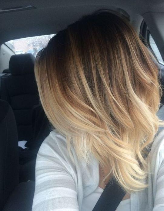 Low Maintenance Fine Hair Medium Length Hairstyles ...