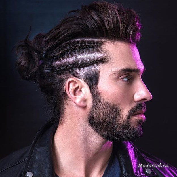 Long Hairstyles for men 2017