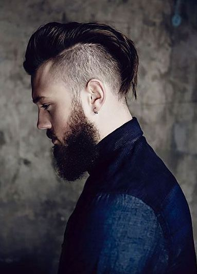 Black Mohawk hairstyles and haircuts short hair for men