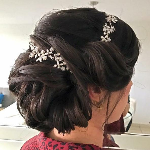 20 Most Beautiful Easy Updo Hairstyles For Medium Length Hair